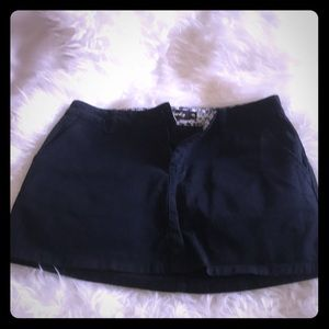 Hurley low rise skirt .
